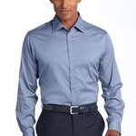 TT4 Slim Fit Non-Iron Pinpoint Oxford